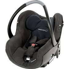 siege auto coque bebe confort siège auto coque creatis fix total black groupe 0