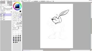 how to sketch a cartoon character in under 2 minutes youtube