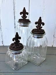 fleur de lis canisters for the kitchen canisters outstanding fleur de lis canisters for the kitchen fleur