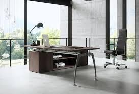 B Obedarf Schreibtisch Chef Schreibtisch Mit Sideboard Tiper Klassiker Direkt