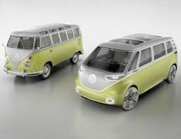 new volkswagen bus yellow volkswagen u0027s all electric vw bus concept is entirely glorious u2013 bgr