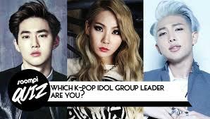 exo quiz boyfriend quiz which k pop idol group leader are you soompi