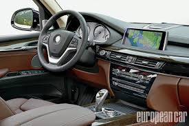 bmw x5 dashboard 2014 bmw x5 european car magazine