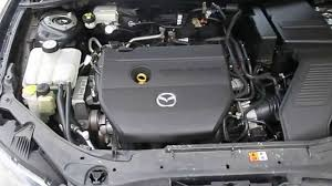 wrecking 2008 mazda 3 engine 2 0 manual c15208 youtube
