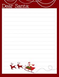 printable santa letters to santa free santa template gidiye redformapolitica co