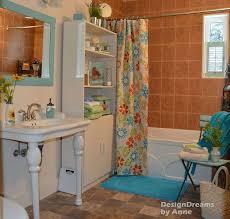 tablecloth shower curtain hometalk