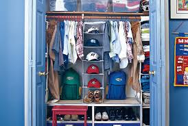 wardrobe organization 7 smart ways to organize your kid s closet real simple
