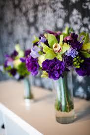 purple and orange wedding ideas memorable wedding purple wedding centerpiece ideas