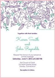 create wedding invitations online free awesome wedding
