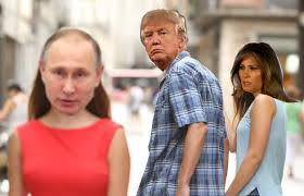 Bride To Be Meme - so trump isn t putin s bride there s a meme for that