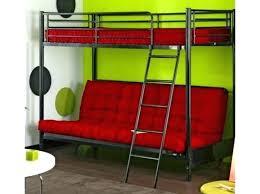 lit mezzanine avec canapé convertible lit mezzanine et banquette lit mezzanine avec banquette futon with