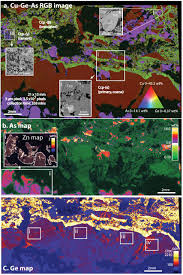 ore petrography using megapixel x ray imaging rapid insights into