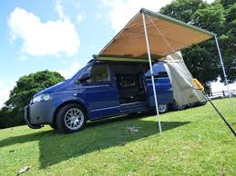 T5 Awning 2m X 2 5m Van Pull Out Awning For Heavy Duty Roof Racks Roof Tents