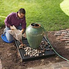Small Backyard Water Feature Ideas 25 Unique Backyard Water Feature Ideas On Pinterest Diy