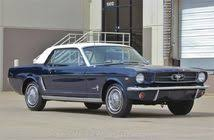 ford mustang 1964 1964 mustang specs colors facts history and performance