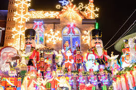 dyker heights christmas lights tour 2017 5 winter activities in new york city