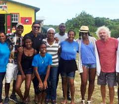barack obama kite surfs with richard branson in new photos daily