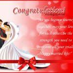 wedding congrats message congratulation messages for wedding beri designs