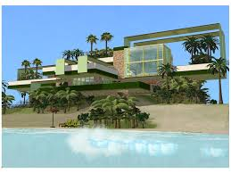 beautiful modern beach house designs for home design sims 2 modern