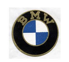 bmw logo 1917 bmw logo the classic car trust