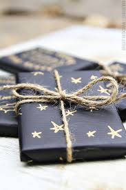 matte black wrapping paper beautiful matte black wrapping paper decorated with a gold pen