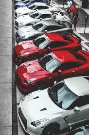 exotic cars lined up carbon thrust u2026 my fav cars pinterest nissan cars and