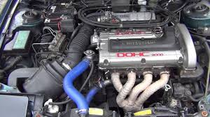 mitsubishi rvr engine sound of a 4g63 n a engine eudsm mitsubishi eclipse 1g gs youtube
