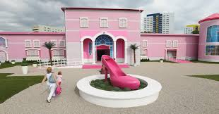 inside barbie u0027s dreamhouse