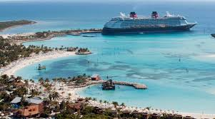 disney cruise line reveals ports and itineraries for early 2018