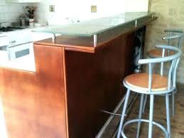 meuble de cuisine bar meuble bar rangement cuisine excellent table de cuisine pour