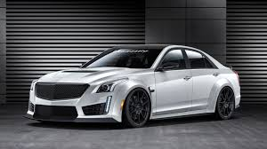cost of a cadillac cts 1 000 hp 2016 cts v hennessey builds a caddy rocket autoweek