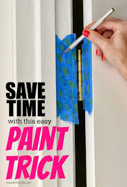 Spray Paint Cabinet Hinges by Livelovediy 10 Painting Tips U0026 Tricks You Never Knew Part Three