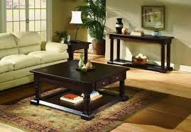 Living Room Table Decor Add Decor Items In Varying Heights To A - Decorations for living room tables
