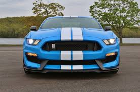 Blue Mustang Black Stripes Thoroughbred Ford Mustang Shelby Gt350 U2013 Limited Slip Blog