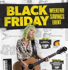 guitar center black friday 2017 ad scan deals and sales coupons