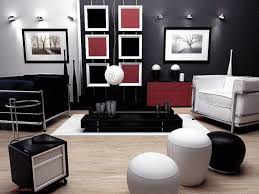 Red And Black Sofa by Home Design 93 Surprising Red And Black Living Room Ideass