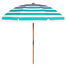 Cheap Beach Umbrella Target by Frankford Umbrella Emerald Coast Collection 7 5 Ft Commercial