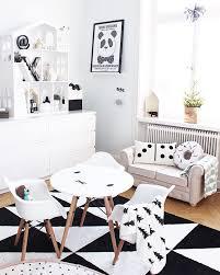 chambre enfant m une chambre pour enfant noir blanc déco décoration http