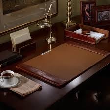White Leather Desk Blotter Ralph Lauren Blotter 20 Gif 1000 1000 Leather Desk Sets