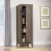 Tall Corner Display Cabinet Furniture Narrow Tall Corner Display Cabinet With Glass Doors