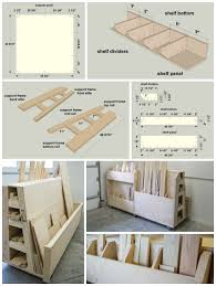 Wood Storage Rack Plans by Best 25 Lumber Rack Ideas On Pinterest Wood Storage Rack