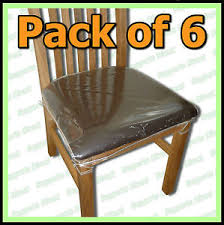 Plastic Seat Covers Dining Room Chairs Dining Room Chair Seat Covers Chuck Nicklin