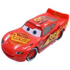 Lightning Mcqueen Rug Disney Cars Cars 3 Lightning Mcqueen Pvc Car Figure Walmart Com