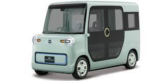 daihatsu news daihatsu u0027s retro concepts for the tokyo motor show