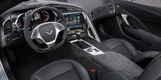 Corvette Zr1 Interior 2018 Corvette Grand Sport Sports Car Chevrolet