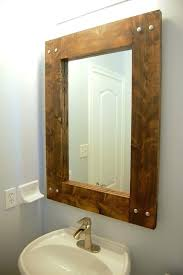 Rustic Cabin Bathroom - rustic mirrors for bathrooms goodlifeclub info