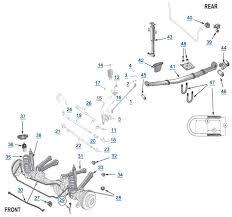 1992 jeep laredo parts xj replacement suspension 4 wheel parts