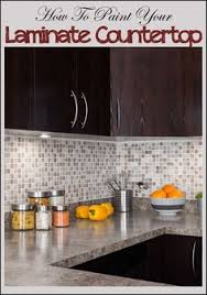 Painting Kitchen Countertops by How To Paint Your Laminate Countertop Laminate Countertop
