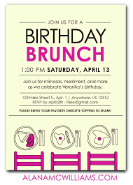 wording for brunch invitation birthday luncheon invitations 4birthday info