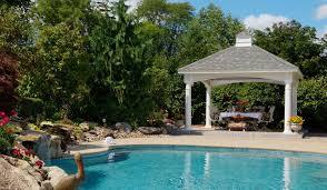 Pool Pavilion Plans Backyard Pavilions Wood Pavilions Stoltzfus Structures